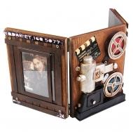 Винтажная фоторамка двойная Кинопроектор Kodak