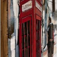 Телефонная будка Лондон