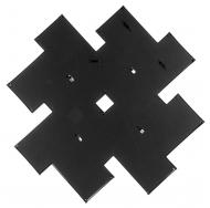 Пластиковый коллаж-мультирамка BIN-1122546-Black