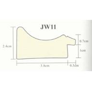 Фоторамка platinum jw11-147 трентино-золотой 30x40 /6/12