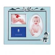 Фоторамка PATA T4704 N (23x18) (3 фото в 1) Baby Blue /12/48